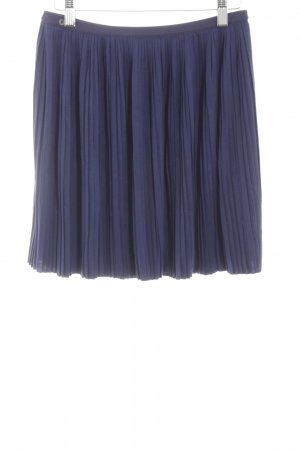 edc Pleated Skirt blue casual look