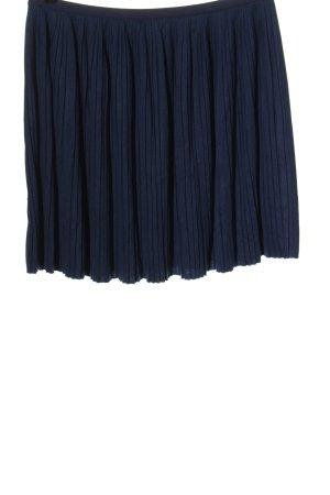 edc Plisowana spódnica niebieski W stylu casual