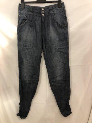 Edc Pluderhose Culottes Chino Leichte Jeans W30 L32