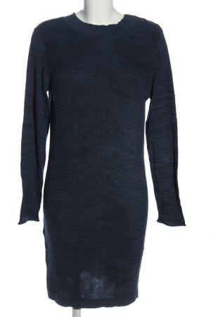 edc Pulloverkleid schwarz meliert Casual-Look