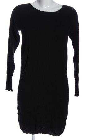 edc Pulloverkleid schwarz Casual-Look