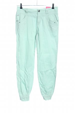 edc Bloomers turquoise casual look