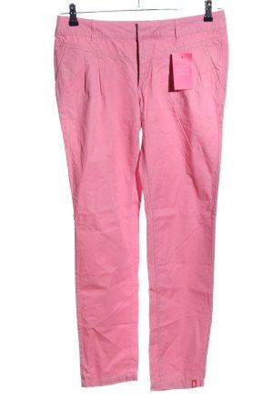 edc Röhrenhose pink Casual-Look