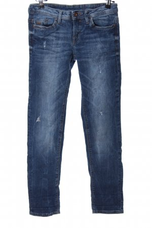 edc Tube Jeans blue casual look