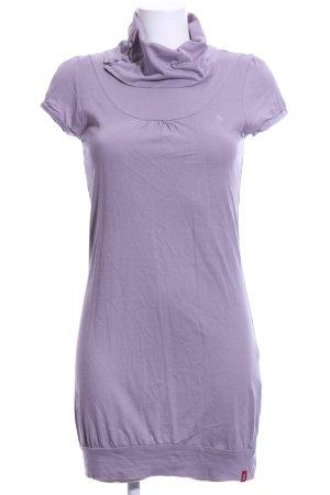 edc Turtleneck Shirt lilac casual look