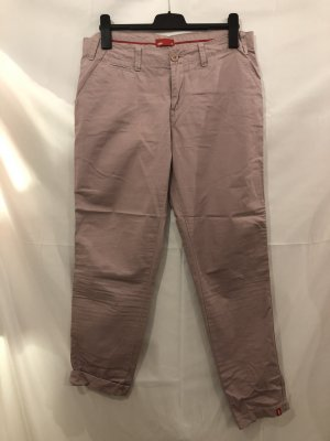 edc by Esprit Chinos dusky pink cotton
