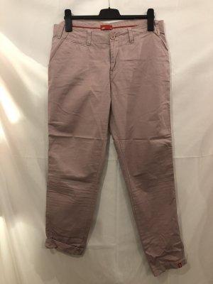 edc by Esprit Pantalone chino rosa antico Cotone