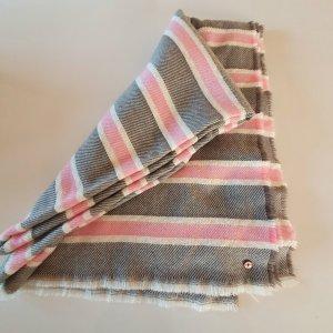 edc Écharpe en laine multicolore