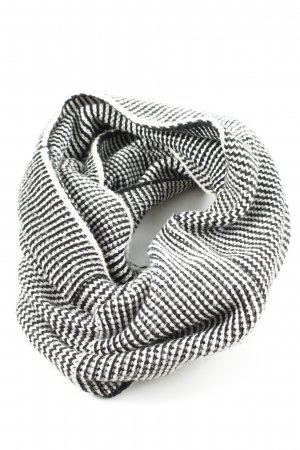 edc Tube Scarf black-white flecked casual look