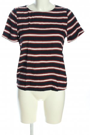 edc Camisa de rayas estampado a rayas look casual