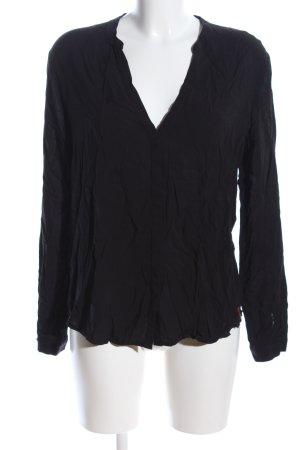 edc Slip-over Blouse black casual look