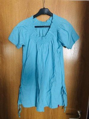 edc by Esprit V-Neck Shirt turquoise