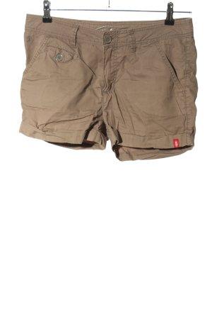 edc Shorts braun Casual-Look