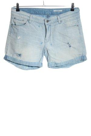 edc Shorts blau Casual-Look