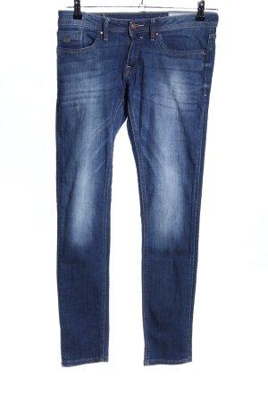 edc Jeans skinny blu stile casual