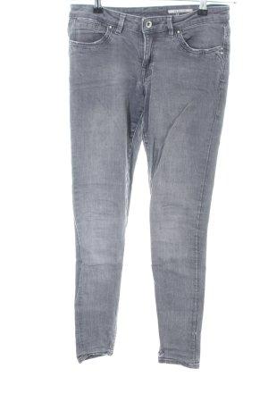 edc Skinny Jeans hellgrau Casual-Look