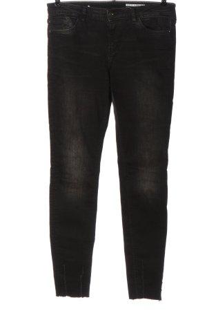 edc Skinny Jeans schwarz Casual-Look