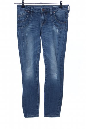 edc Skinny jeans blauw casual uitstraling