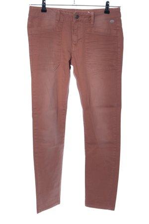 edc Skinny Jeans braun Casual-Look