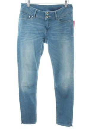 edc Skinny Jeans himmelblau Casual-Look