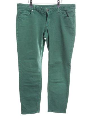 edc Slim Jeans grün Casual-Look