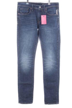 edc Slim Jeans blau Casual-Look
