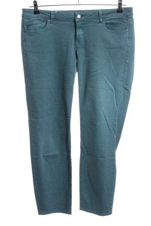 edc Slim Jeans türkis Casual-Look