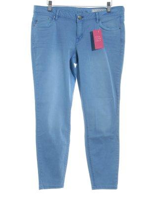 edc Slim Jeans kornblumenblau Casual-Look