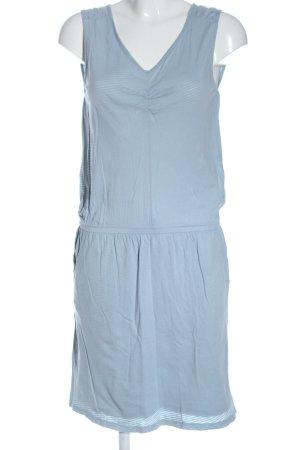 edc Sommerkleid blau Casual-Look