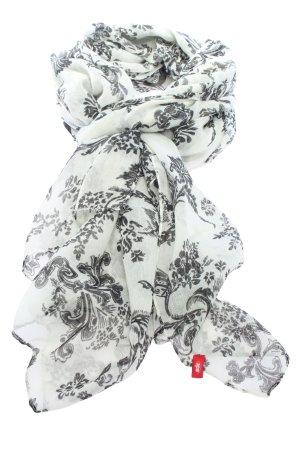 edc Chal veraniego gris claro estampado floral estilo «business»