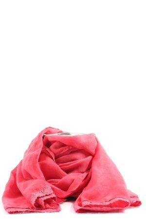 edc Écharpe d'été rose style décontracté