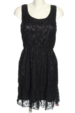 edc Lace Dress black elegant