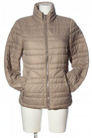 edc Quilted Jacket natural white quilting pattern casual look