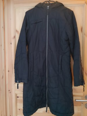 Edc Esprit Gewatteerde jas zwart