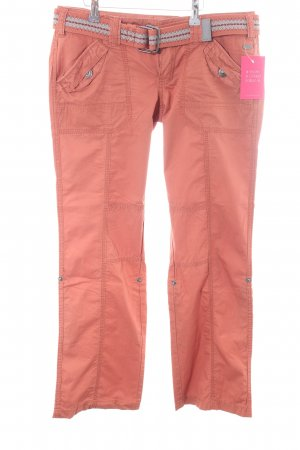 edc Stoffhose pink Casual-Look