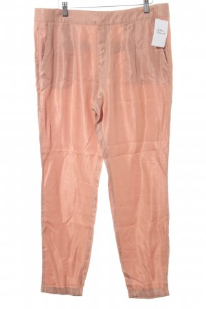 edc Stoffhose lachs Casual-Look