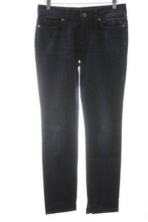 edc Straight-Leg Jeans anthrazit Casual-Look