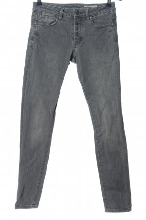 edc Stretch Jeans hellgrau Casual-Look