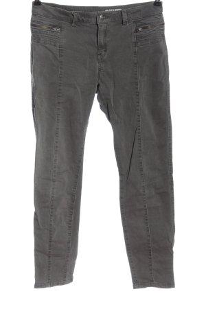 edc Pantalón de camuflaje gris claro look casual