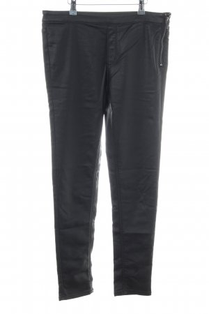 edc Stretchhose schwarz Casual-Look