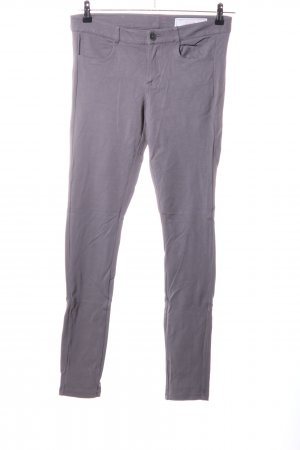 edc Stretch Trousers light grey casual look