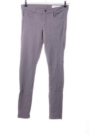 edc Pantalon strech gris clair style décontracté