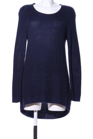 edc Strickkleid blau Casual-Look