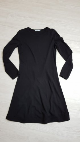 edc Gebreide jurk zwart