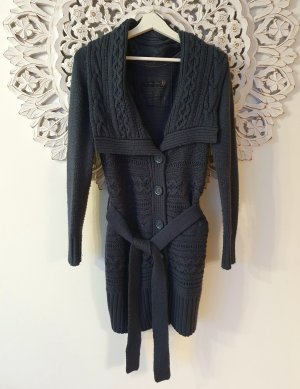 edc by Esprit Long Sweater dark grey wool