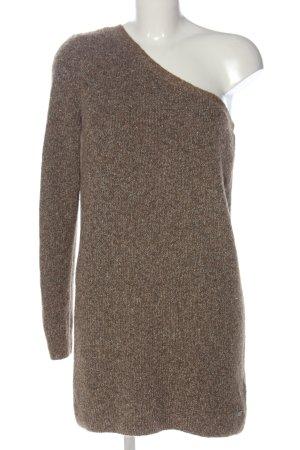 edc Pulloverkleid meliert Casual-Look