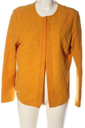 edc Kardigan jasny pomarańczowy W stylu casual