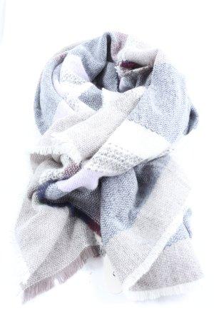 edc Sciarpa lavorata a maglia multicolore stile casual