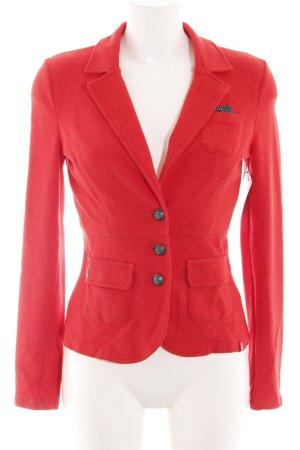 edc Sweat Blazer red business style
