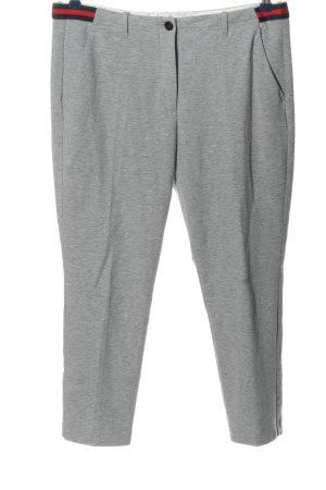 edc Pantalone fitness grigio chiaro puntinato stile casual